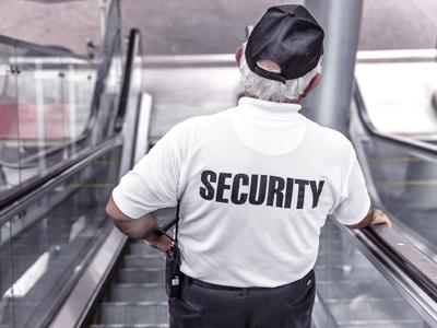 Sicherheitsdienstleistungen